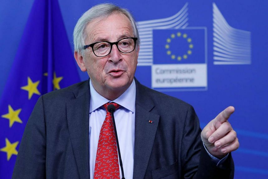 European Commission chief Jean-Claude Juncker called the meeting at the last minute as the issue causes fresh divisions in Europe.