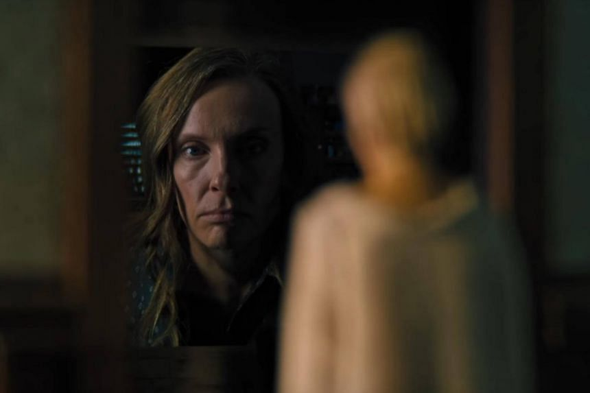 Hereditary is too much on the nose about its spooky antagonists. It explains too much.