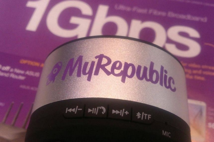 MyRepublic's mobile network will ride on telco StarHub's existing infrastructure as a mobile virtual network operator, following a partnership signed last month.