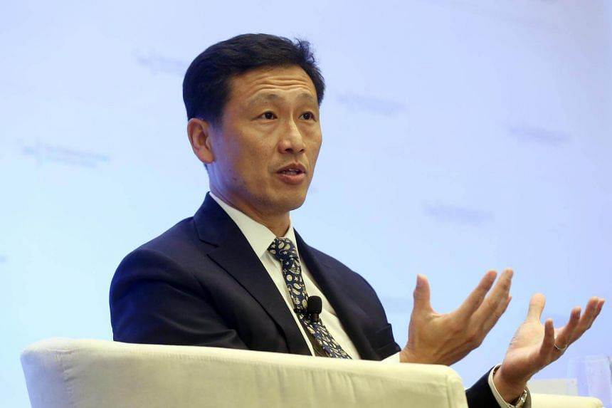 Minister of Education Ong Ye Kung was reappointed chairman of CDAC for a two-year term, following its 26th annual general meeting.