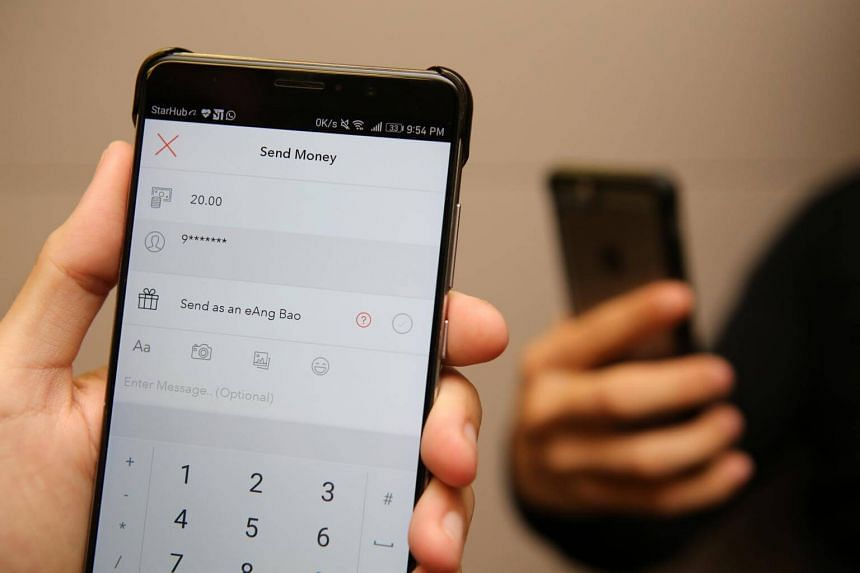 PayNow, which was launched last year, lets users send payments via their mobile phones without requiring bank account details.