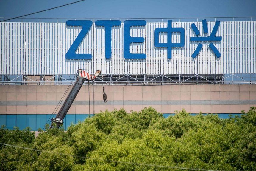 Trump administration officials have defended their approach to ZTE, insisting that they are being tough on the company while protecting US businesses that deal with ZTE.