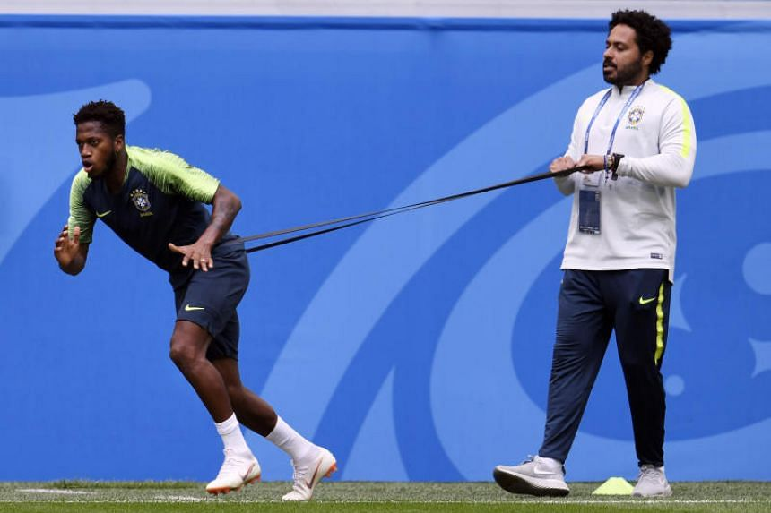 Fred is in the Brazil World Cup squad, but was an unused substitute for the 1-1 draw with Switzerland in their opening game.