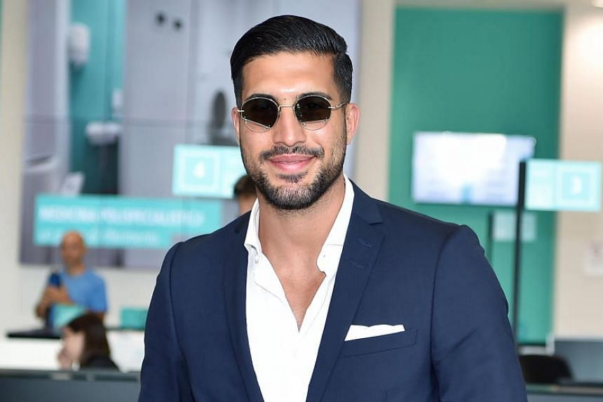 Emre Can's contract at Liverpool expires on June 30.