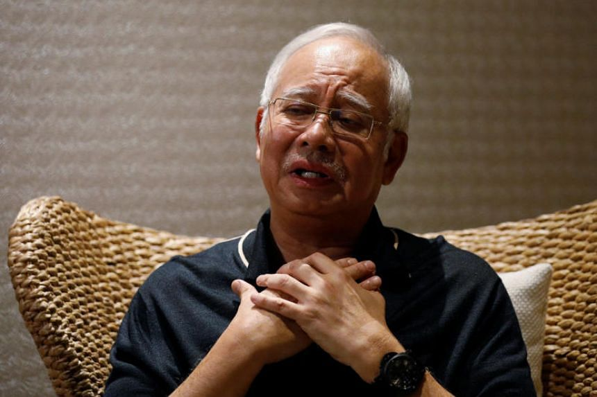 Former Malaysian prime minister Najib Razak said he was saying that any board has a fiduciary duty to act in the best interests and as such, the 1MDB board had a duty and responsibility to advise him on the running of the investment fund.