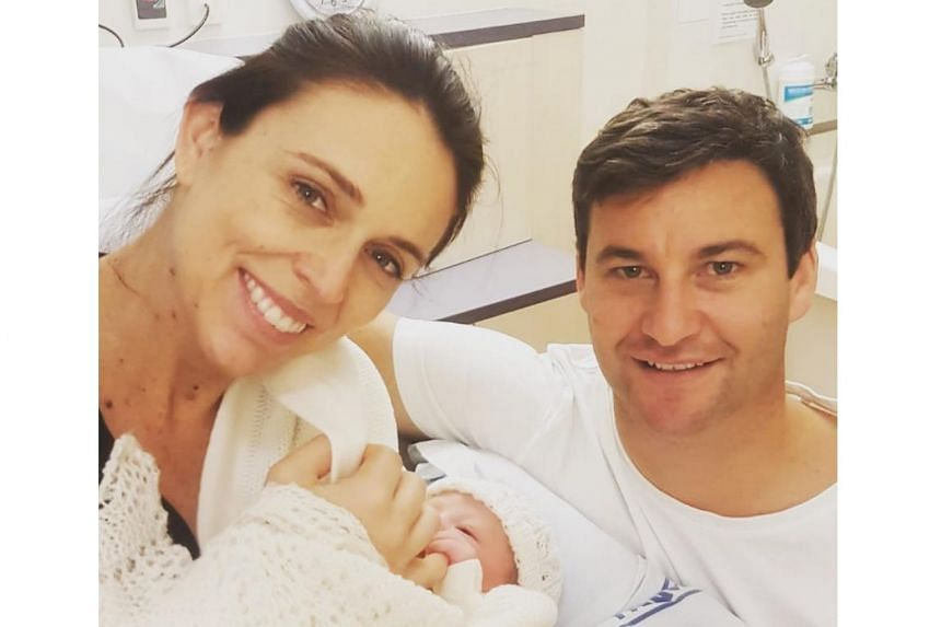 New Zealand Prime Minister Jacinda Ardern gave birth in Auckland Hospital, the country's largest public hospital, with her partner, television presenter Clarke Gayford, at her side.