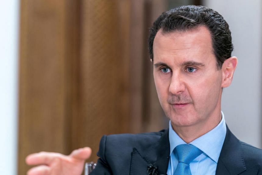 Although Syrian President Bashar al-Assad has vowed to win back the area, a military campaign to recover it is set to be complicated by the interests of both US-allied Jordan and Israel.