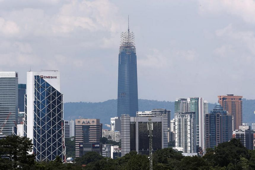 Malaysia's new government will pump in RM2.8 billion to complete the Tun Razak Exchange project in Kuala Lumpur.