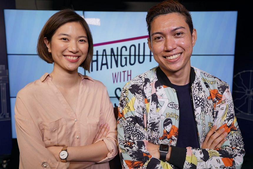 Join Alyssa Woo and Hairianto Diman as they talk about the hottest topics this week. Clothes by Zara. Make-up by Urban Decay.