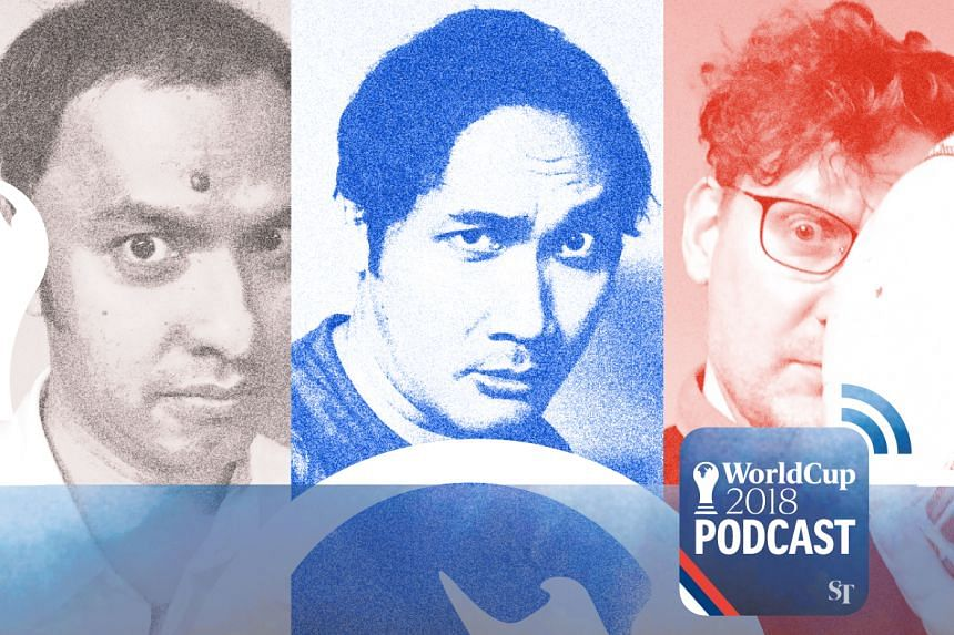 Straits Times World Cup 2018 Podcast 2