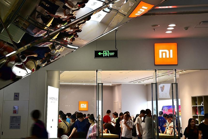 Xiaomi is offering 2.18 billion shares at HK$17 to HK$22 apiece, which values it at US$53.9 billion to US$69.8 billion. The Chinese firm has put off launching new Chinese Depository Receipts in Shanghai.