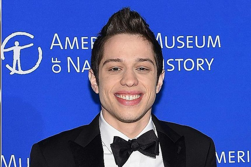 Saturday Night Live's Pete Davidson said on The Tonight Show that rumours of his engagement with pop star Ariana Grande are true.