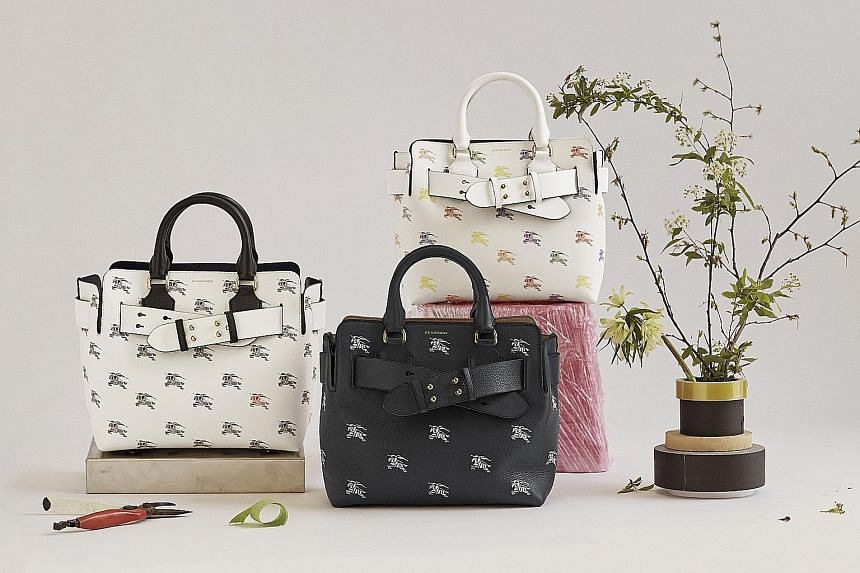 17 limited-edition Belt Bags in medium and small sizes ($3,290 to $3,950)