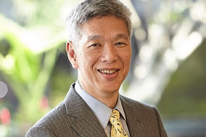 Mr Edmund Cheng Wai Wing (top) replaces Mr Lee Hsien Yang as chairman of the Civil Aviation Authority of Singapore from next month.