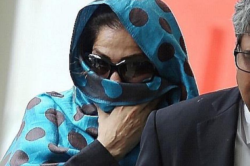 The prosecution is seeking a jail term of at least three years and seven months for Sharon Rachael Gursharan Kaur, who pleaded guilty last year.