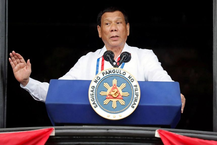 President Rodrigo Duterte's anti-narcotics campaign saw more than 4,200 suspected drugs dealers and users being killed by police.