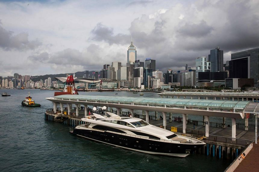 Hong Kong's fortunes are closely linked to that of China and is relying on the Belt and Road Initiative and bay area to drive future growth.