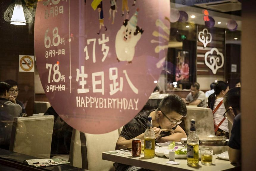 Under the agreement, No Signboard Holdings will launch one Little Sheep hotpot restaurant a year within the first five years.