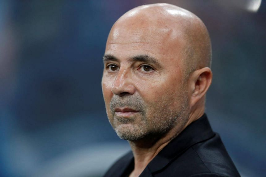 Argentina coach Jorge Sampaoli said he was responsible for the result and asked fans for their forgiveness.