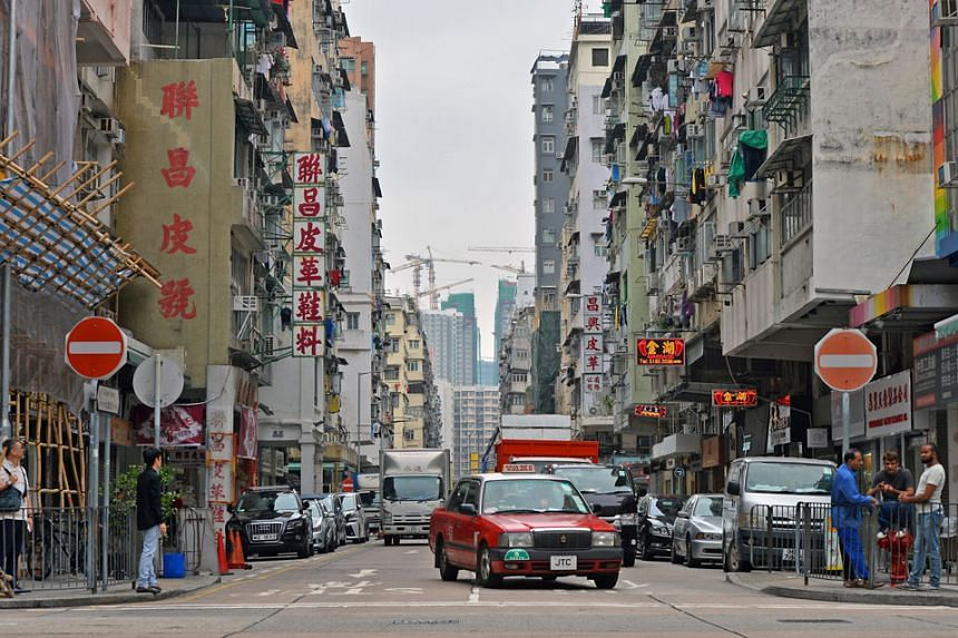 Tai Nan Street in Sham Shui Po has been featured heavily in films such as Transformers: Age of Extinction and Rush Hour 2. PHOTO: CHONG JUN LIANG