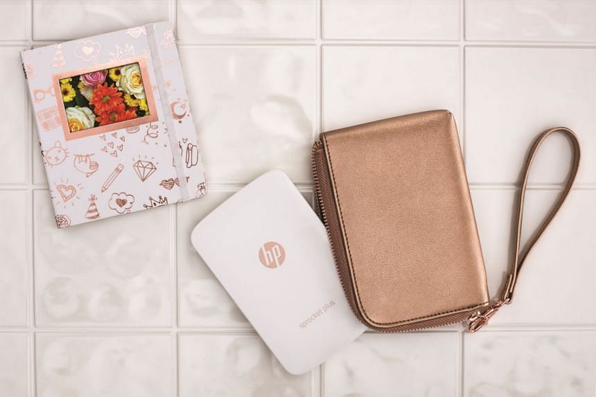 That HP Sprocket Plus is a new portable photo printer that deliver larger prints than its predecessor.