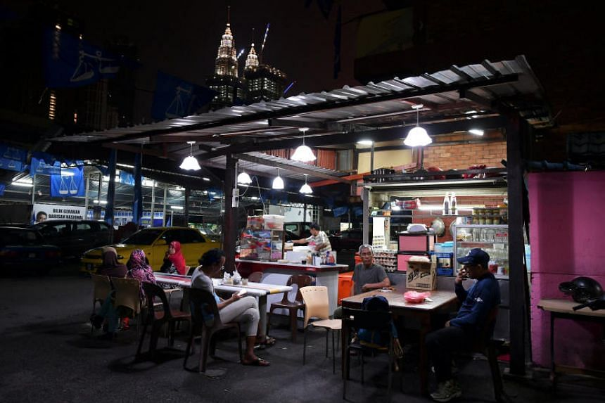 Malaysia's restaurant scene is dominated by foreign workers as locals tend to shun the industry.