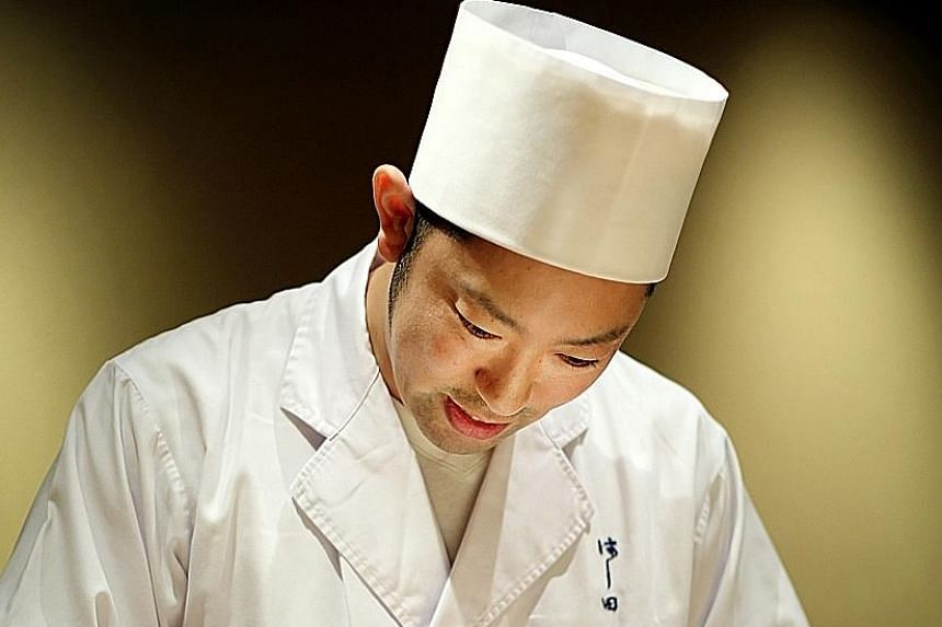 Chef Kenjiro Hashida will now run his sushi restaurant business under Cloud Eight, a newly incorporated subsidiary of lifestyle group LifeBrandz.