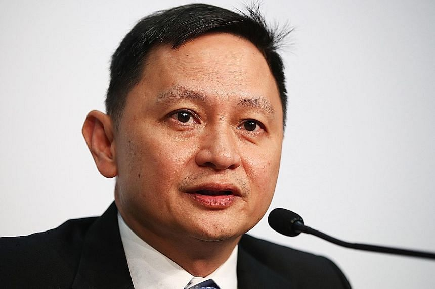 CEO Goh Choon Phong said SIA is well-positioned to contend with rising fuel costs, having hedged 42.9 per cent of its fuel needs in the quarter ending this month.
