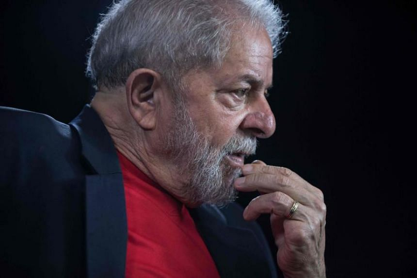 Brazil's former president Luiz Inacio Lula da Silva has been behind bars since April after being convicted of accepting a seaside apartment as a bribe from Brazilian construction company OAS.