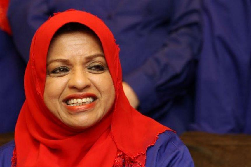 Tan Sri Shahrizat Jalil said she will be an ordinary Umno member.