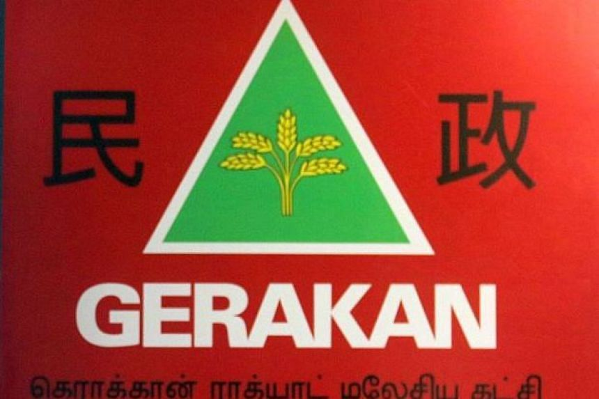 """Gerakan's central committee said it is """"absolutely necessary"""" for the party to embark on a new political journey."""
