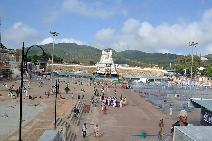 Last month, a former chief priest of the Venkateswara Temple in Tirupati alleged that its governing trust had misused funds and misappropriated or lost priceless items of ancient jewellery from the temple's stock. The temple management has denied the