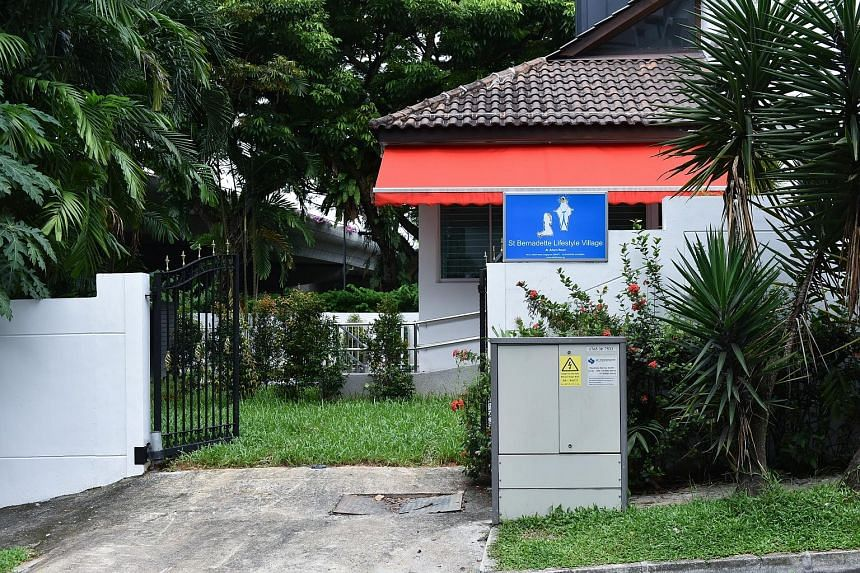 St Bernadette Lifestyle Village in Bukit Timah Road provides a 24-hour medical concierge and meals, if required. It has eight rooms, each with its own theme, and residents get help to live as independently as possible. Ms Beatrice Davis, 88, who live