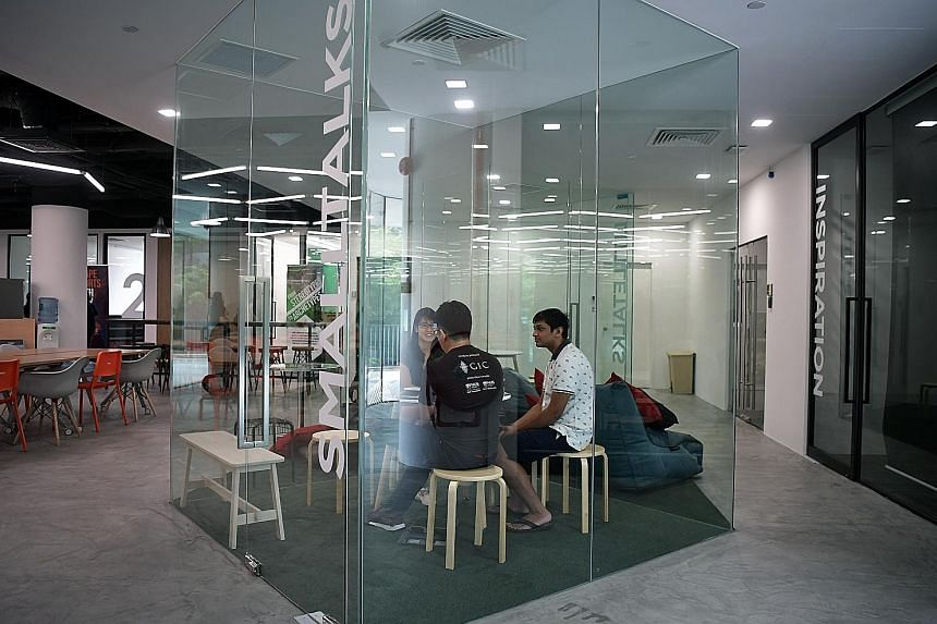 HubQuarters will provide aspiring young entrepreneurs with an environment to experiment with ideas.