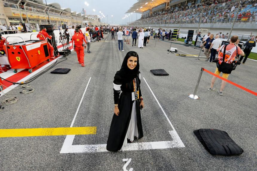 Saudi Arabian Motorsport Federation member Aseel Al-Hamad will drive an F1 car at the Le Castellet circuit ahead of the French Grand Prix on June 24.