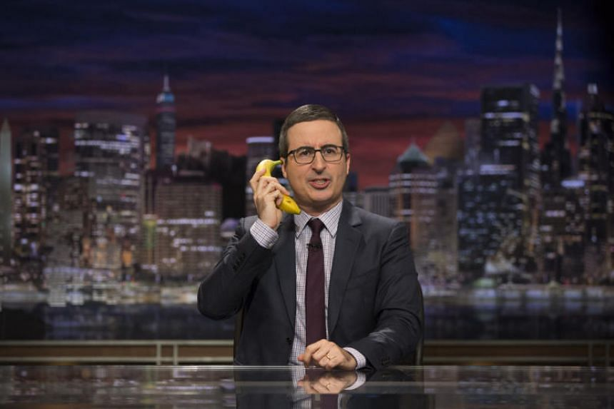 Comedian John Oliver as well as the website for TV giant HBO have been blocked by censors in China.