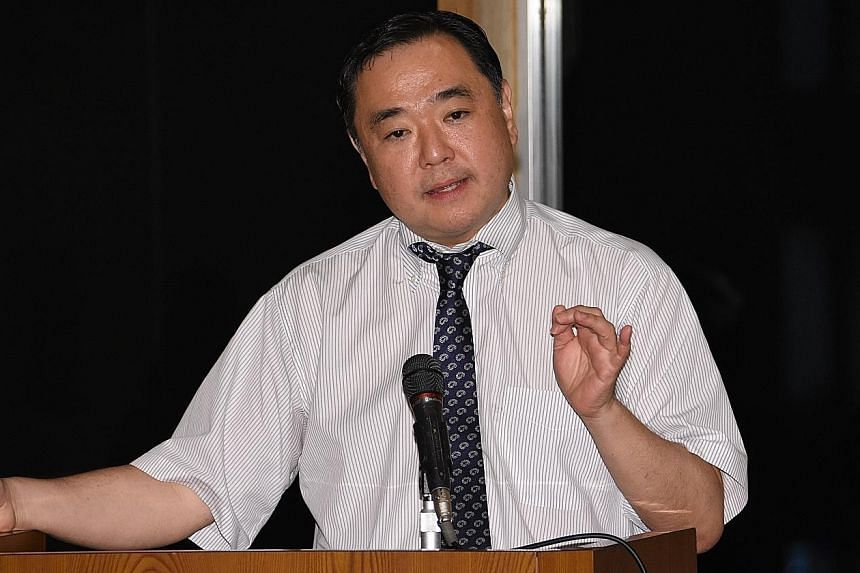 Mr Iehiro Tokugawa is 19th in line to the Tokugawa shogunate, which ruled Japan during the Edo period from 1603 to 1868.