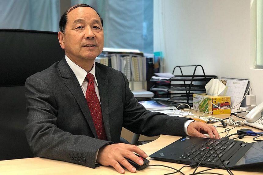 Mr Liu Jing Fu, CEO of SGX-listed China Sunsine Chemical Holdings, oversees all of China Sunsine's operations and is responsible for the group's strategic planning. The group is the world's largest manufacturer of rubber accelerators - with a 20 per