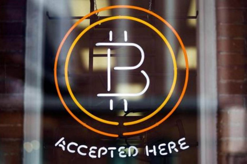 Bitcoin was up less than 1 per cent to US$6,181.84 at 5.16pm New York time on Sunday, after earlier falling as much as 5.2 per cent.
