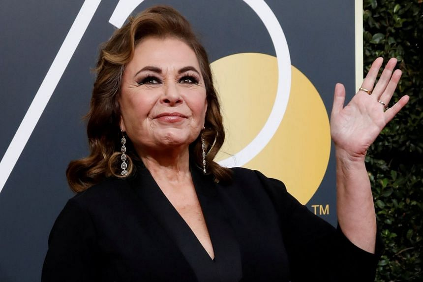 ABC television is cancelling hit comedy Roseanne and ordering a spin-off without its star, Roseanne Barr (above).