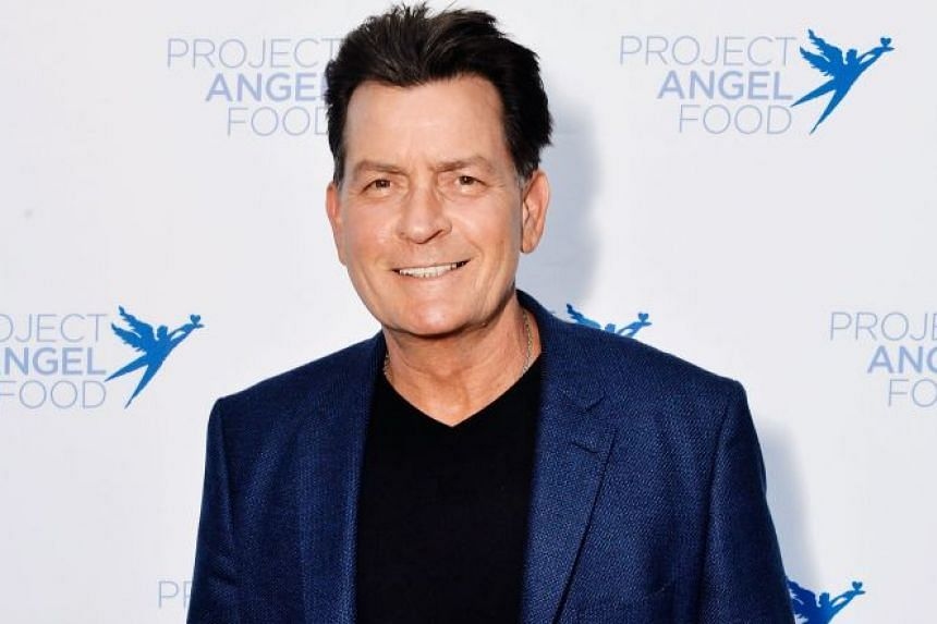 Other stars who have been dropped from their shows abruptly include Charlie Sheen (above) of Two And A Half Men and Kevin Spacey of House Of Cards.