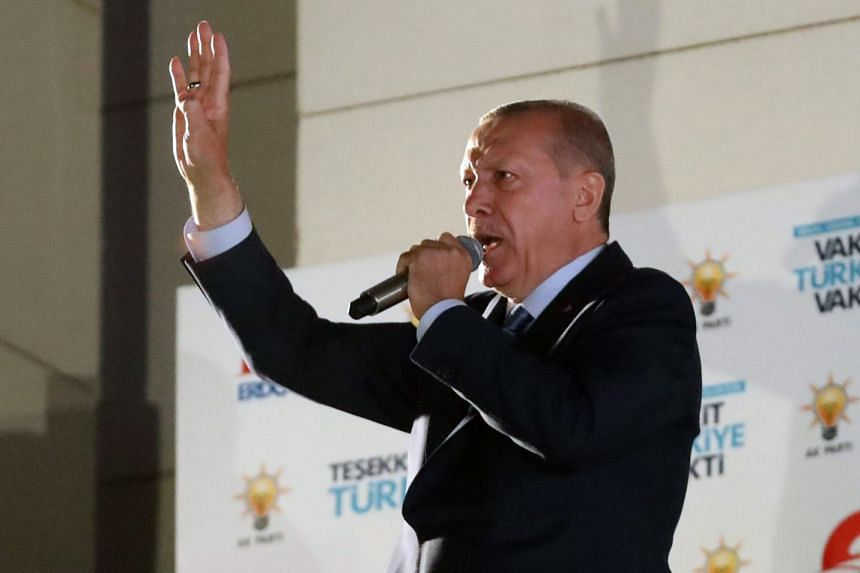 "Turkish President Recep Tayyip Erdogan freed up constraints on religion in the officially secular state, oversaw numerous ""crazy projects"" and implemented a more assertive foreign policy."