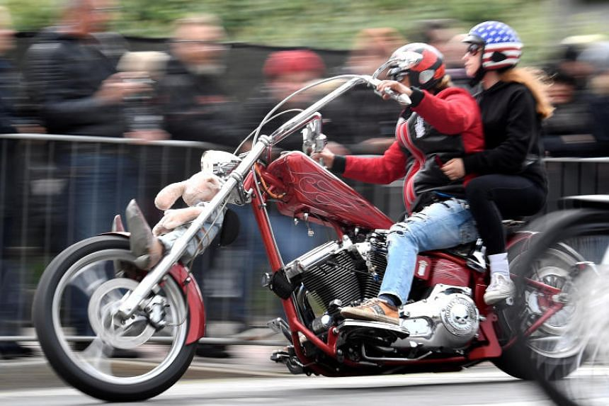 Harley-Davidson estimated that the higher tariffs would add about US$2,200 (S$3,000) on average to every motorcycle exported from the United States to the European Union.