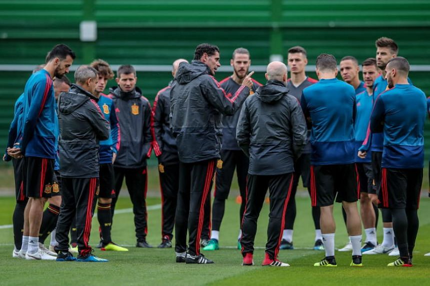 Depending on the Portugal result, a win or draw against Morocco would see Spain play either Russia or Uruguay from Group A in the second round.