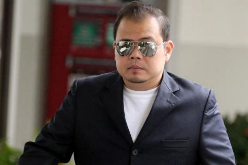 Bus company owner Adrian Lee Chong Boon was sentenced to a year's jail and fined $4,000.