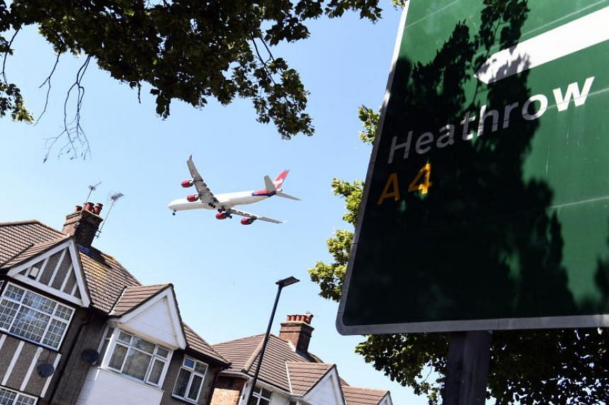 Ironically, when Heathrow's construction was mooted during World War II, planners conceived of an airport of three runways from the start.