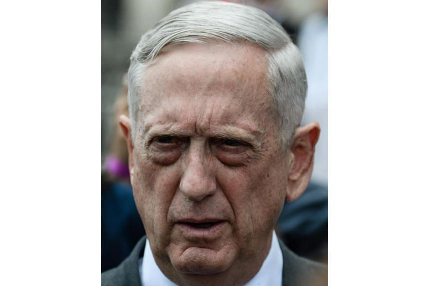 US Defence Secretary Jim Mattis is set to arrive in Beijing while Chinese warships have been holding combat drills for more than a week near Taiwan.