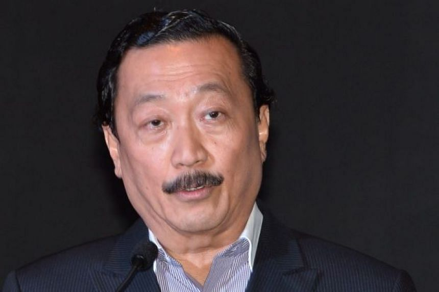 Reports said that Mr Vincent Tan's investment might be linked to the Malaysian government's decision not to scrap the East Coast Rail Line project.