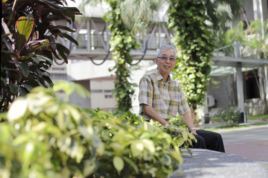 Mr Ronnie Loh, 71, used to be a sales manager for record labels including Warner Music and EMI.
