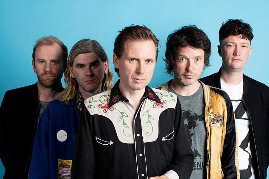 Scottish indie rock band Franz Ferdinand released their fifth and most recent album, Always Ascending, earlier this year.